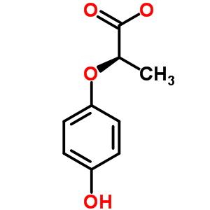 67648-61-7 (2S)-2-(4-hydroxyphenoxy)propanoate