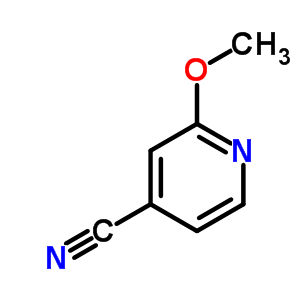 72716-86-0 2-methoxypyridine-4-carbonitrile