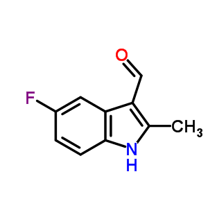815586-68-6 5-fluoro-2-methyl-1H-indole-3-carbaldehyde