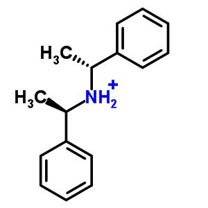 82398-30-9 (1R)-1-phenyl-N-[(1R)-1-phenylethyl]ethanaminium