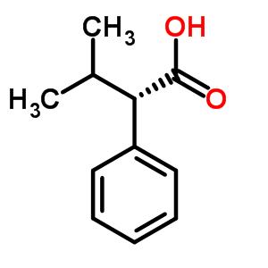 13490-69-2;25329-47-9 (2S)-3-Methyl-2-phenylbutanoic acid