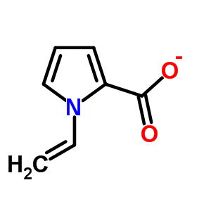 34600-55-0 1-ethenyl-1H-pyrrole-2-carboxylate