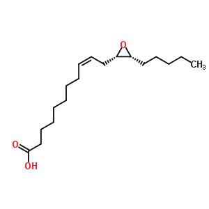 503-07-1;16833-57-1;7576-35-4 (9Z)-11-[(2S,3R)-3-pentyloxiran-2-yl]undec-9-enoic acid