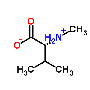 53978-73-7;88930-14-7 (2R)-3-methyl-2-(methylammonio)butanoate