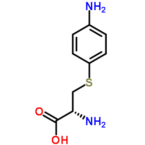 63129-86-2 S-(4-aminophenyl)-L-cysteine