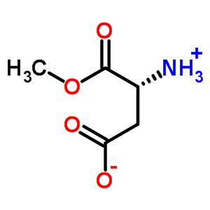 65414-78-0 (3R)-3-ammonio-4-methoxy-4-oxobutanoate