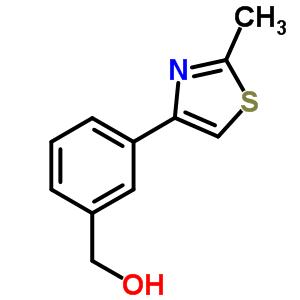 850375-06-3 [3-(2-methylthiazol-4-yl)phenyl]methanol