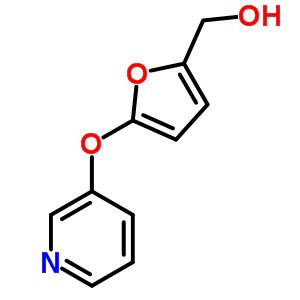 857284-15-2 [5-(pyridin-3-yloxy)furan-2-yl]methanol