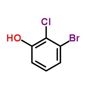2-氯-3-溴苯酚 863870-87-5