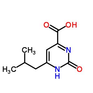 876715-59-2 6-(2-methylpropyl)-2-oxo-1,2-dihydropyrimidine-4-carboxylic acid