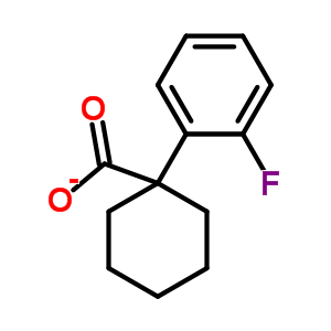 106795-66-8 1-(2-fluorophenyl)cyclohexanecarboxylate