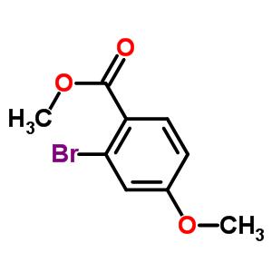 2-溴-4-甲氧基苯甲酸甲酯 17100-65-1