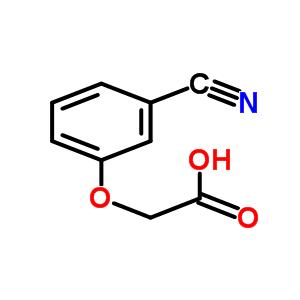 1879-58-9 (3-cyanophenoxy)acetic acid