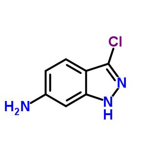 21413-23-0 3-Chloro-1H-indazol-6-amine