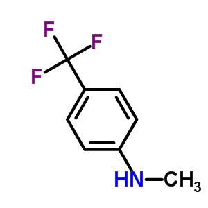 22864-65-9 N-methyl-4-(trifluoromethyl)aniline