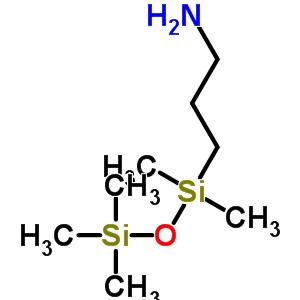 23029-21-2 3-(pentamethyldisiloxanyl)propan-1-amine