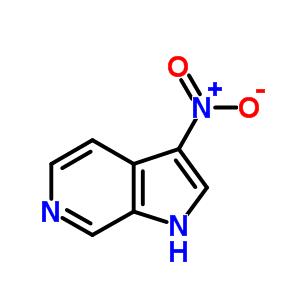 23612-35-3 3-nitro-1H-pyrrolo[2,3-c]pyridine
