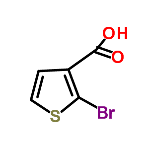 24287-95-4 2-bromothiophene-3-carboxylic acid