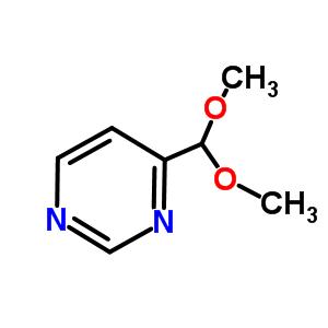 4-Dimethoxymethylpyrimidine 25746-87-6