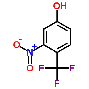 25889-36-5 3-nitro-4-(trifluoromethyl)phenol