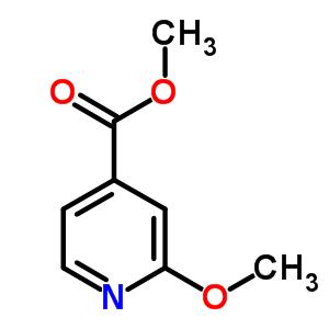 26156-51-4 methyl 2-methoxypyridine-4-carboxylate