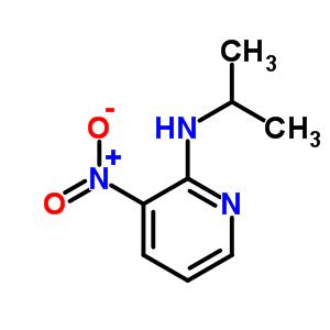 26820-67-7 3-nitro-N-(propan-2-yl)pyridin-2-amine