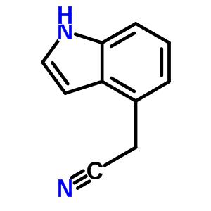30933-66-5 1H-Indol-4-ylacetonitrile