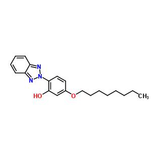 2-(2-hydroxy-4-octyloxyphenyl)-2H-benzotriazole 3147-77-1