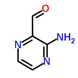 32710-14-8 3-aminopyrazine-2-carbaldehyde