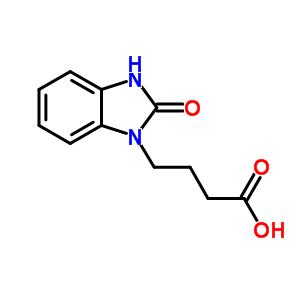 3273-68-5 4-(2-oxo-2,3-dihydro-1H-benzimidazol-1-yl)butanoic acid