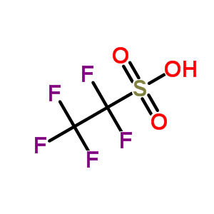 五氟乙烷磺酸 354-88-1