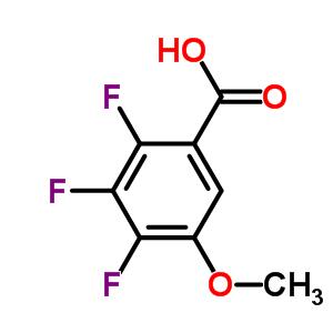 2,3,4-三氟-5-甲氧基-苯甲酸 38233-47-5