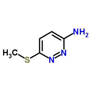 39539-67-8 6-(methylsulfanyl)pyridazin-3-amine