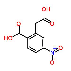 39585-32-5 2-(carboxymethyl)-4-nitrobenzoic acid
