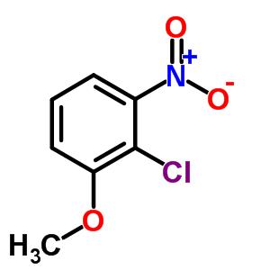 3970-39-6 2-chloro-1-methoxy-3-nitrobenzene