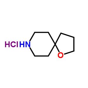 3970-79-4 1-oxa-8-azaspiro[4.5]decane hydrochloride (1:1)