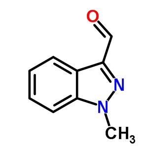 1-甲基-1H-吲唑-3-甲醛 4002-83-9