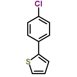 40133-23-1 2-(4-chlorophenyl)thiophene