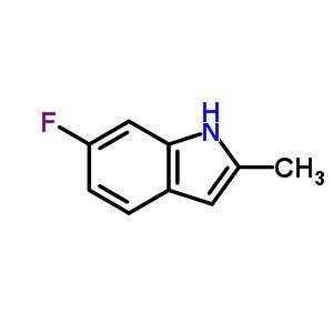 40311-13-5 6-fluoro-2-methyl-1H-indole