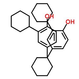 1,1-双(3-环己基-4-羟苯基)环己烷 4221-68-5