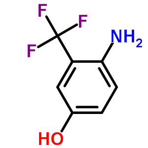 445-04-5 4-amino-3-(trifluoromethyl)phenol
