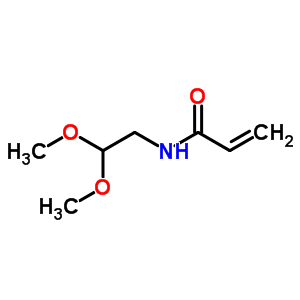 49707-23-5 N-(2,2-dimethoxyethyl)prop-2-enamide