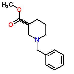 50585-91-6 methyl 1-benzylpiperidine-3-carboxylate