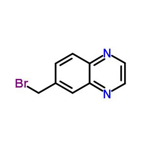 53967-21-8 6-(Bromomethyl)quinoxaline
