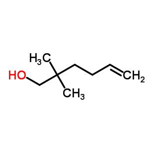 56068-50-9 2,2-dimethylhex-5-en-1-ol