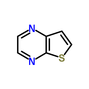56088-28-9 thieno[2,3-b]pyrazine