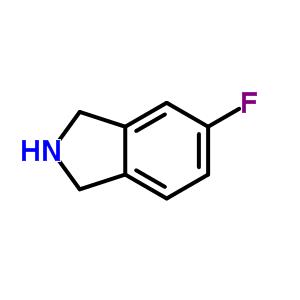 57584-71-1 5-fluoro-2,3-dihydro-1H-isoindole