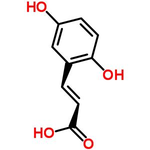 636-01-1;38489-67-7 (2E)-3-(2,5-dihydroxyphenyl)prop-2-enoic acid