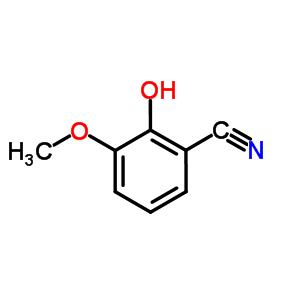 6812-16-4 2-hydroxy-3-methoxybenzonitrile