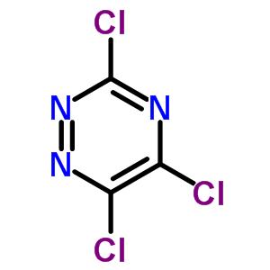 3,5,6-Trichloro-1,2,4-triazine 873-41-6